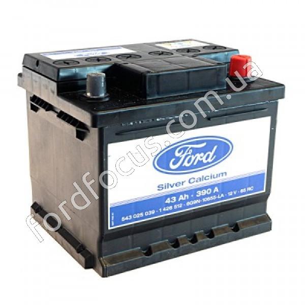 Ford Fiesta Car Battery Halfords