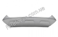 2069206 lower overlay front bumper - 1