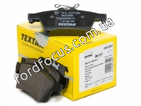 1763677  pads braking rear disk