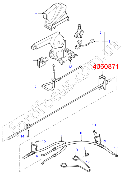 Ford Focus Schematic