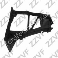 32029618  clamping bumper right sedan